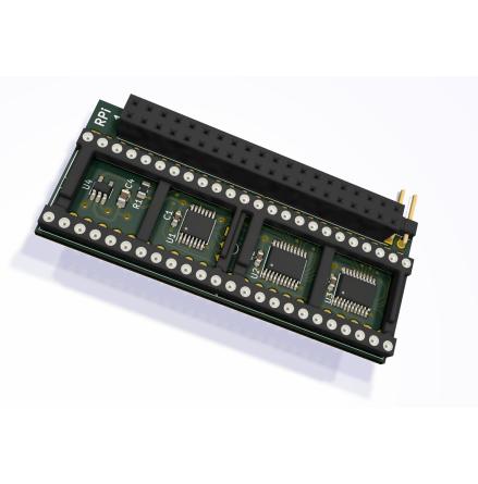 RGB2HDMI for Amiga 500
