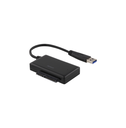 "DELTACO 2.5"" HDD/SSD USB to SATA adapter"