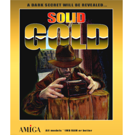 Solid Gold - Box + CD + floppy