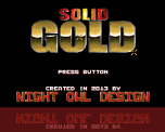 Solid Gold - Box + CD + floppy