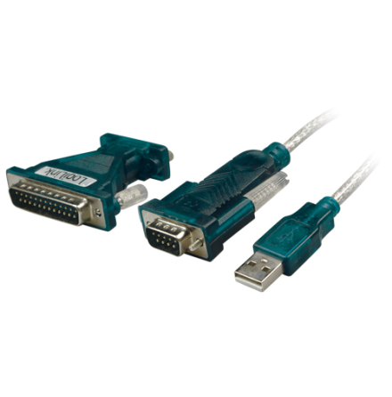 Logilink LogiLink USB-kabel -> Seriell-adapter (UA0042A)