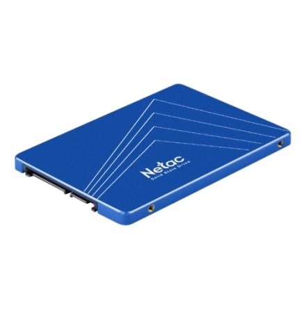 """Netac N535S 120 GB SSD, 2.5"""" SATA III 6 Gbps, blå"""