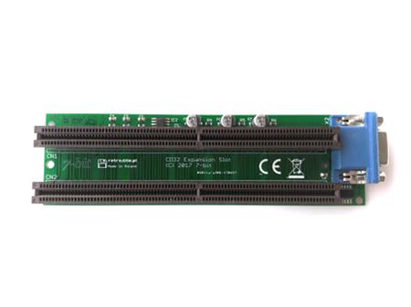 CD32 Expansion Slot